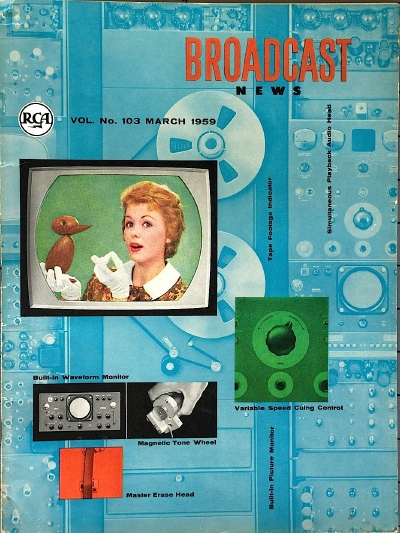 March-1959 RCA Cover